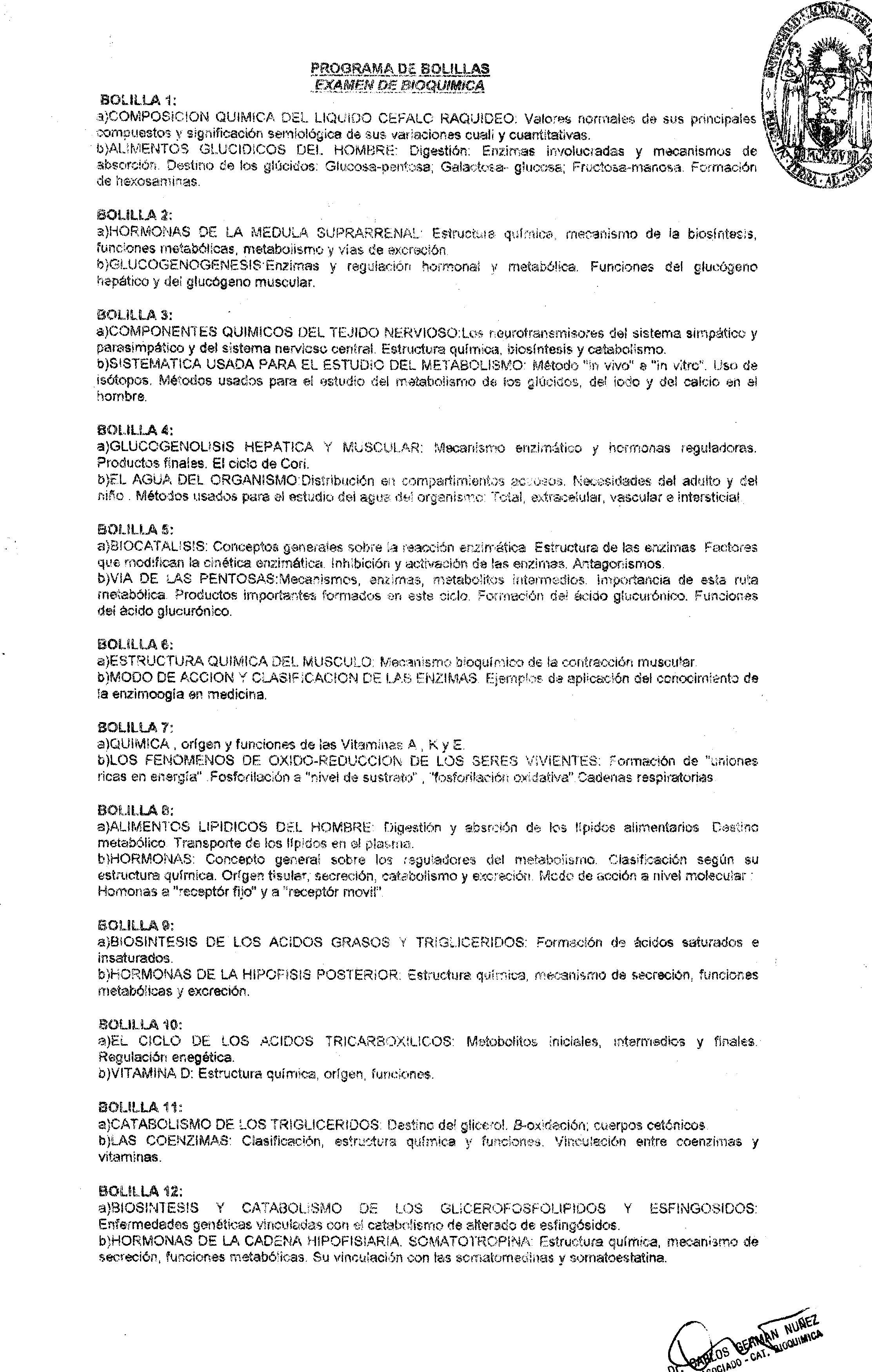 Index Of Acreditaciones Acred2005 Anexos Plan De Estudios